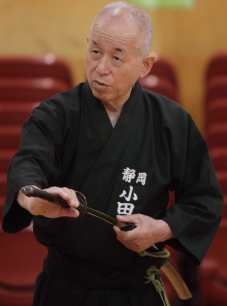 Passing of Oda Katsuo Sensi