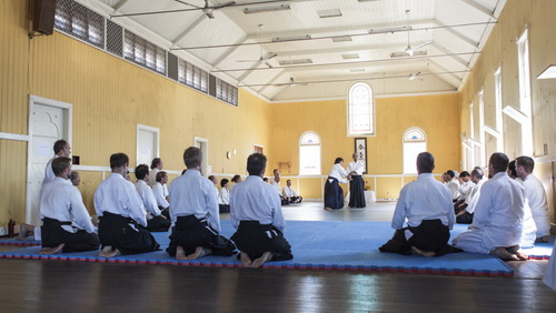 Shimamoto Shihan Seminar: A Great Success [Image 2]