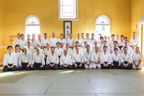 Shimamoto Shihan Seminar: A Great Success [Image 1]