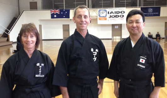 AKR National Iaido and Jodo Seminar